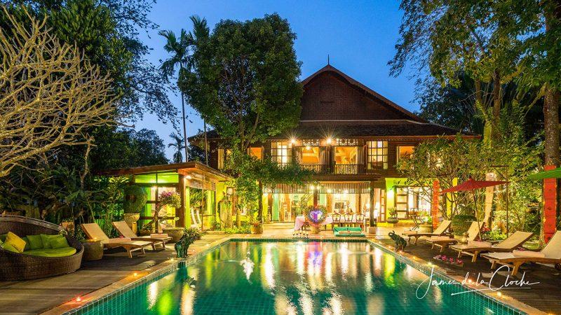 Professional Property Photography Chiang Mai
