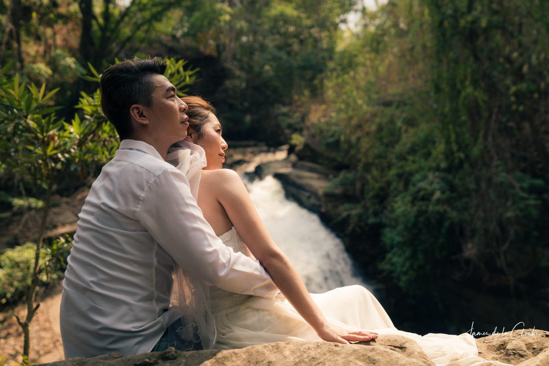 Chiang Mai Pre wedding photography