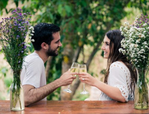 Chiang Mai Engagement With a Difference