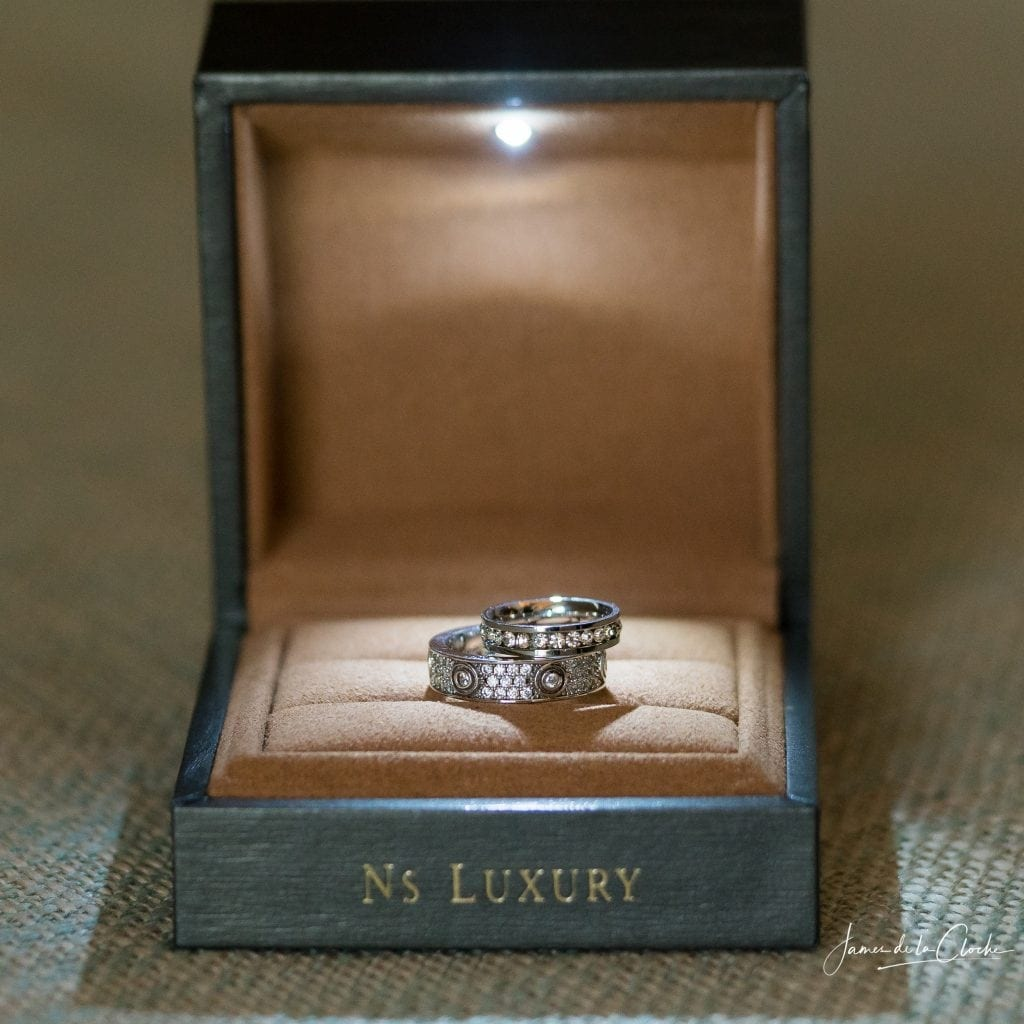 Luxury Wedding Rings