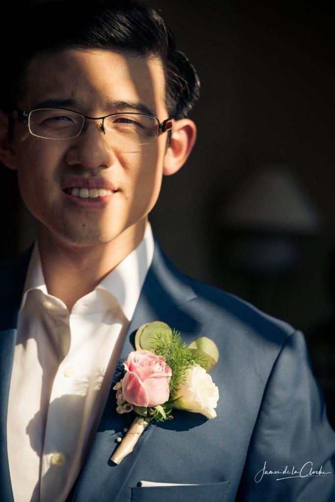 Bride Groom Waits