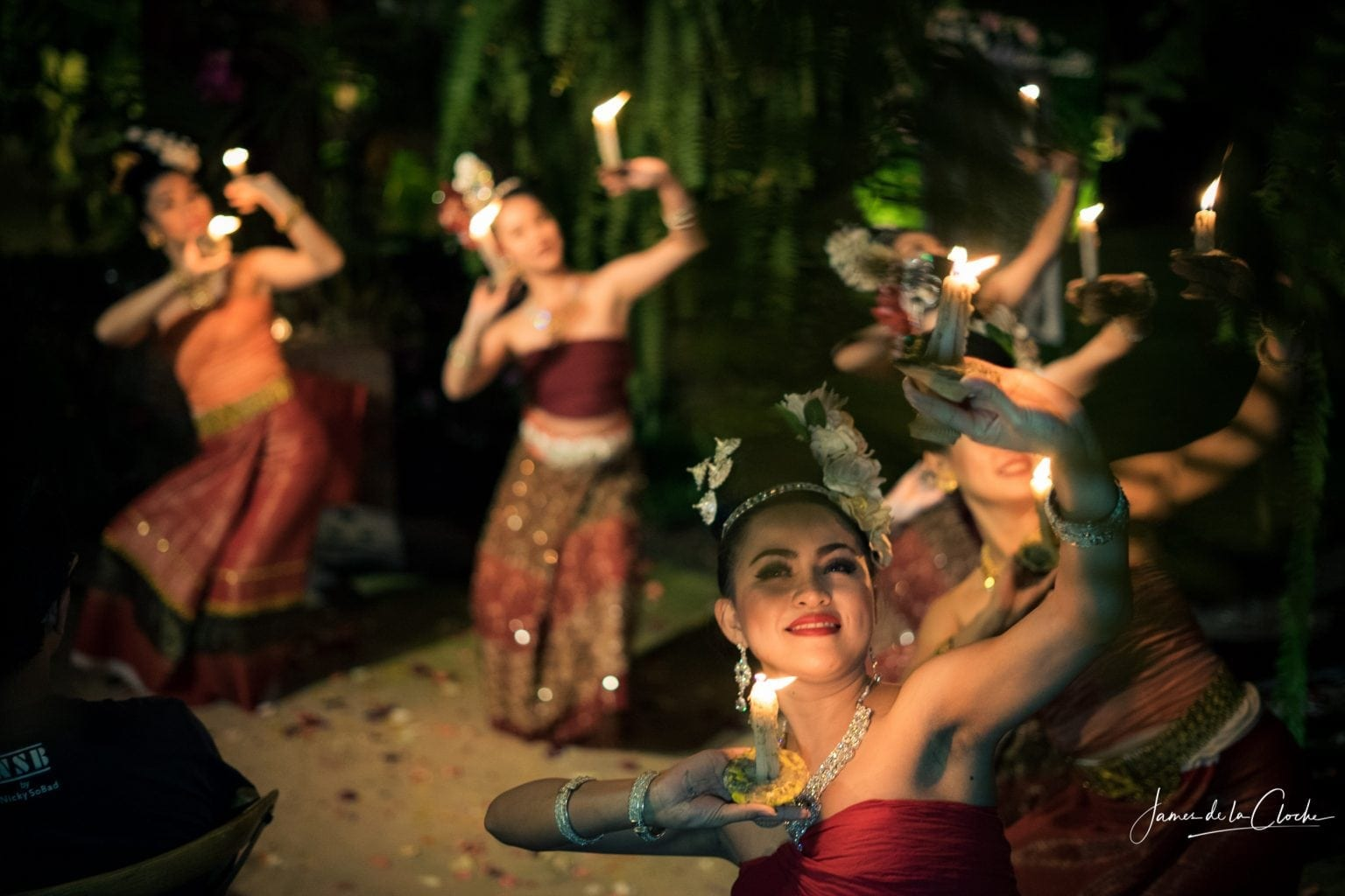 Traditional Candle Dance