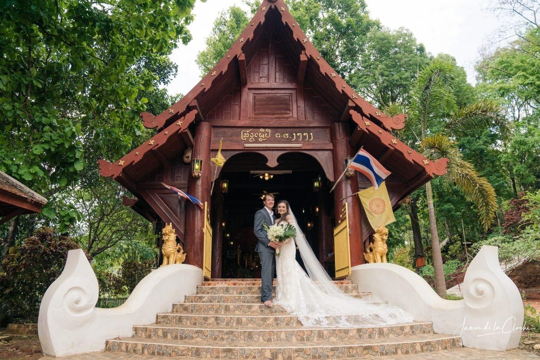 chiang mai wedding photo