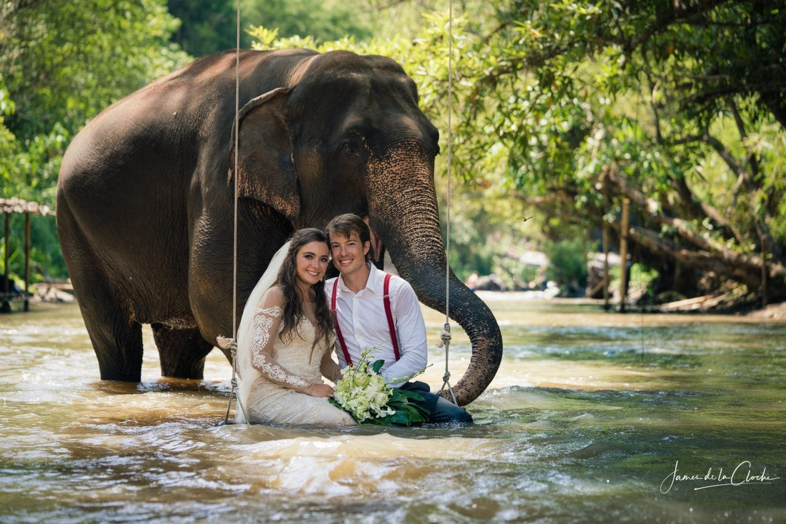chiang mai wedding photo