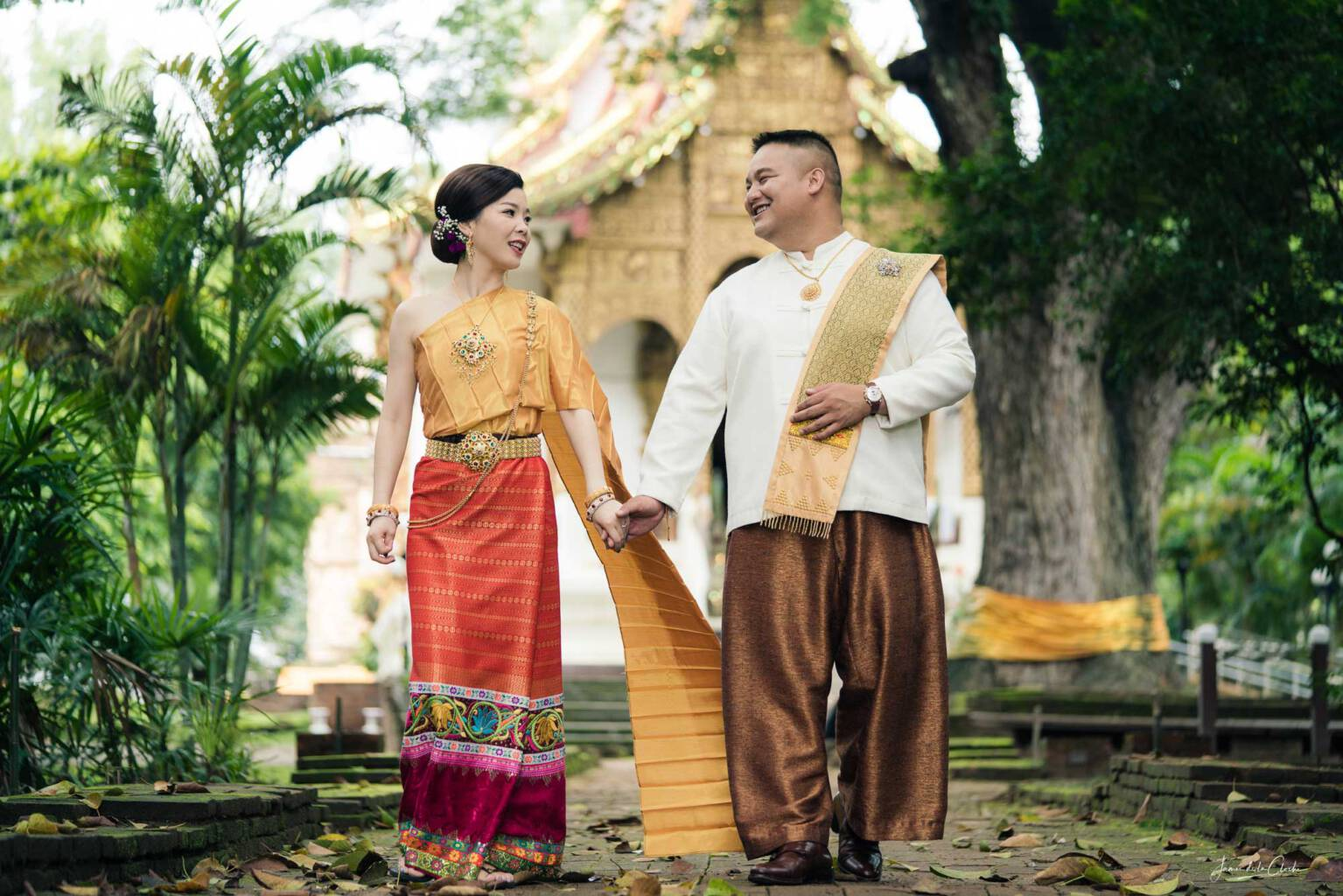 Thailand pre wedding photography