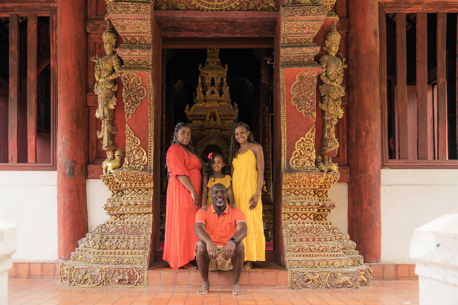 family photo tours Chiang Mai