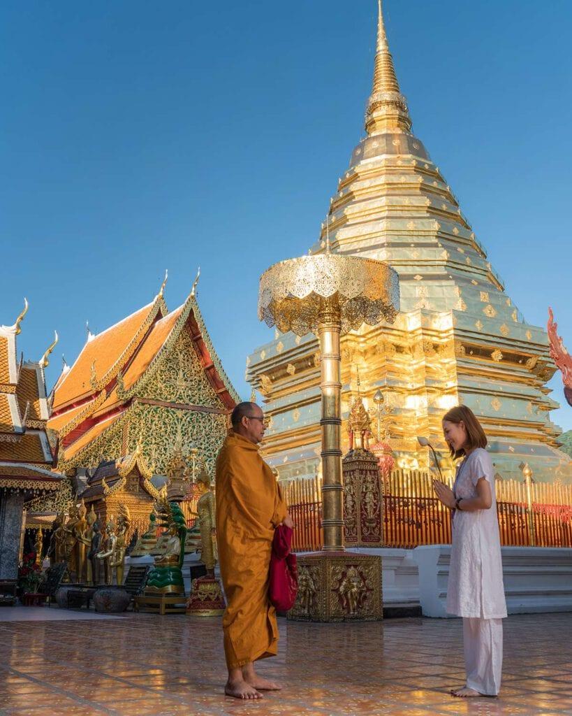 Doi Suteph Chiang Mai