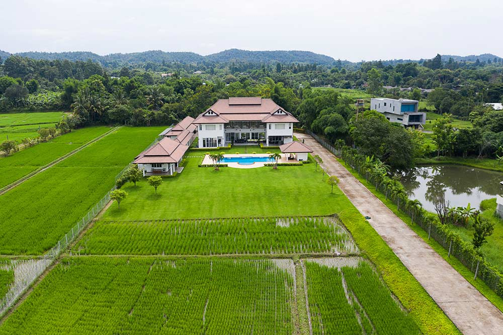 Chiang Mai drone services