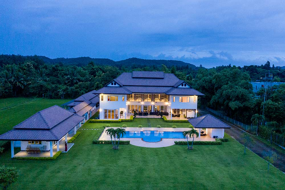 Chiang Mai 360 drone services