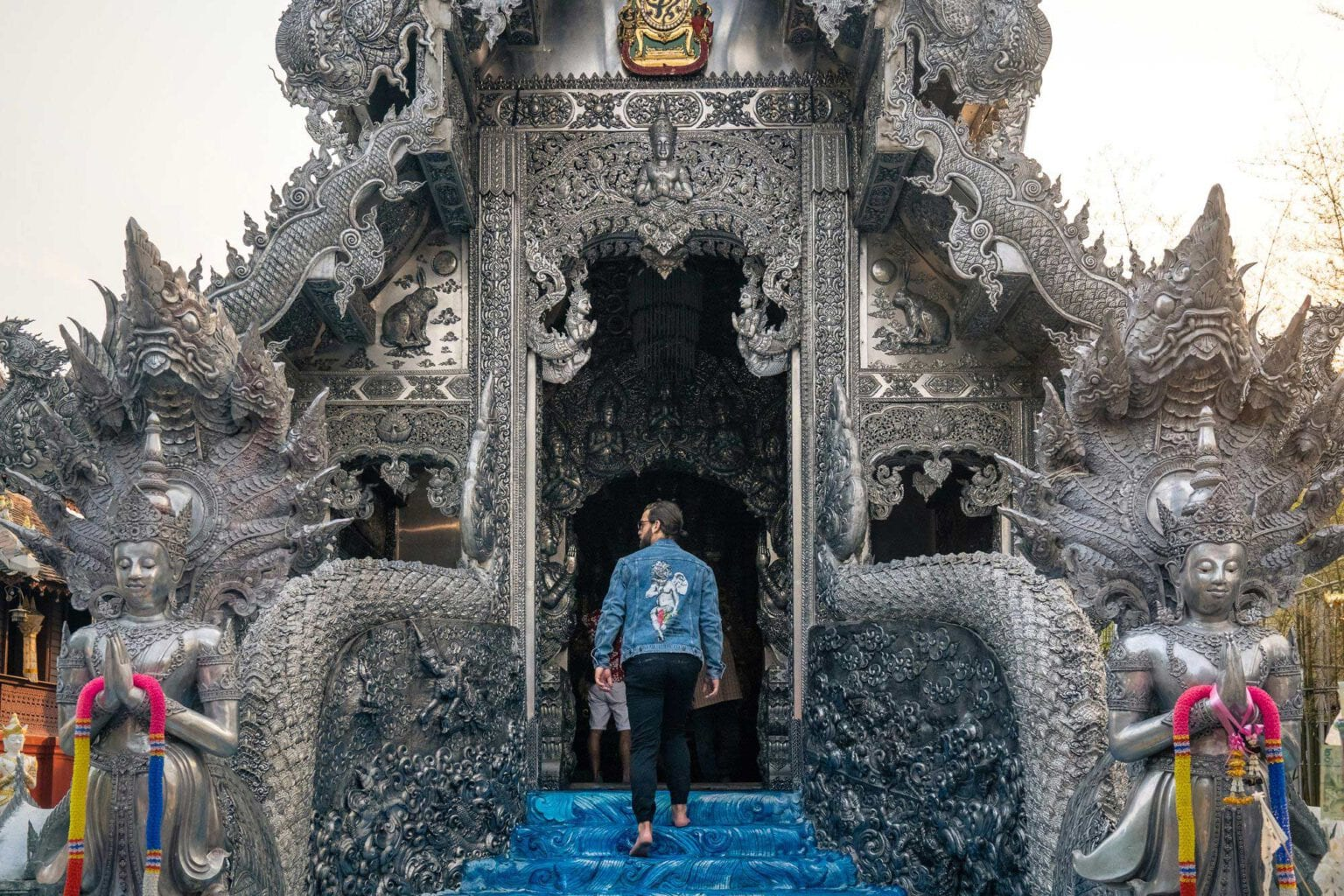 Chiang Mai half day temple photo tour