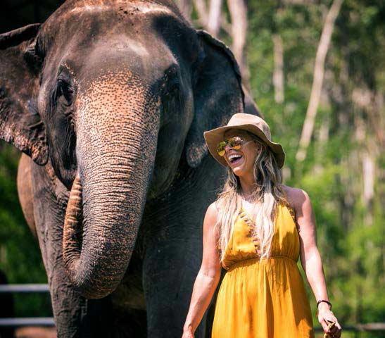 Into The Wild - Full dfay Chiang Mai photo tour