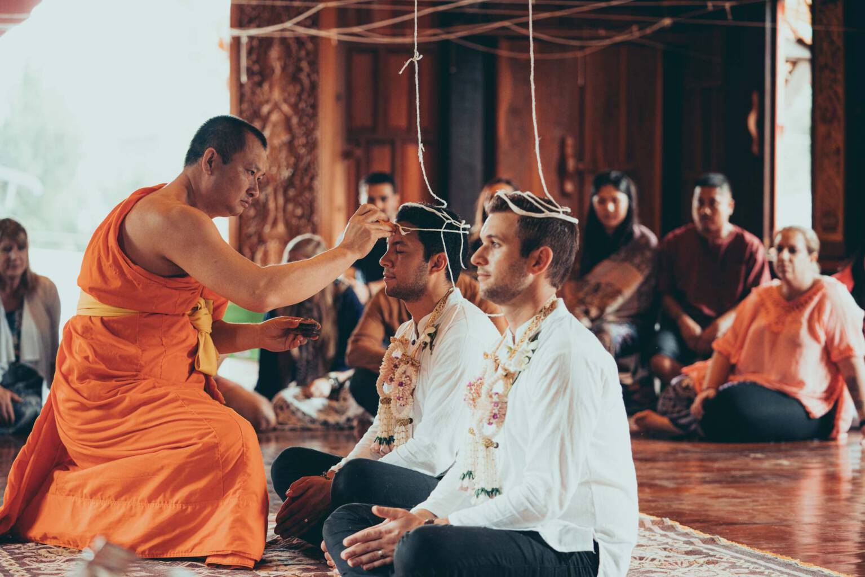 Chiang Mai gay blessing