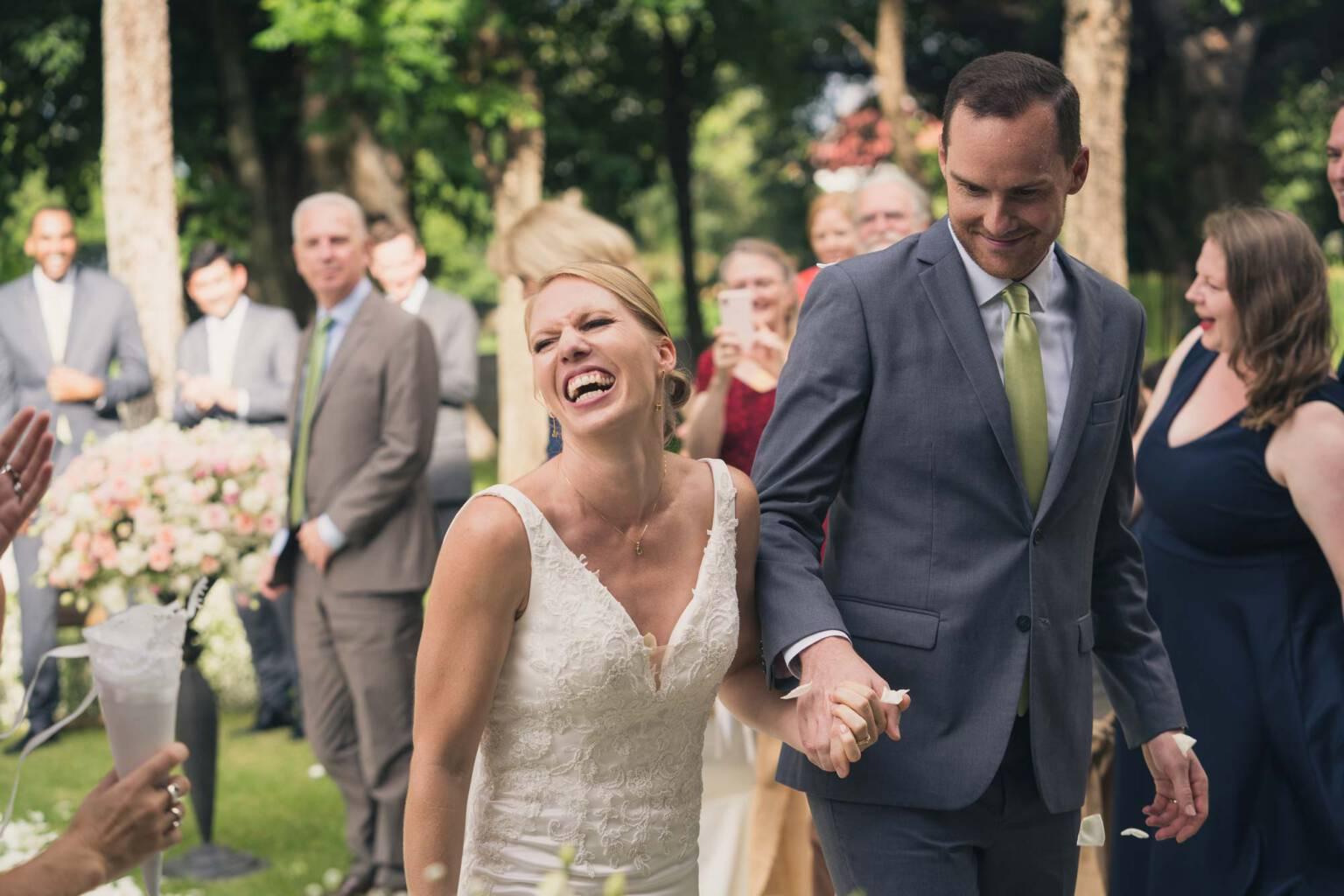 Emily & Preben Wedding