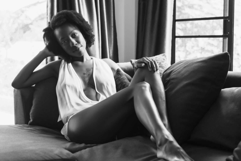 Jess Boudoir shoot Chiang mai